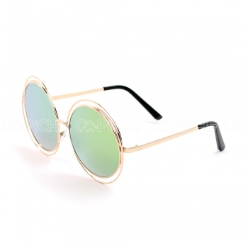 Óculos de sol Carlina Rosa