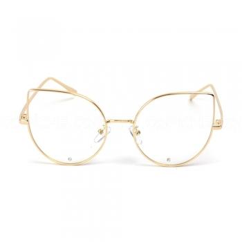 Óculos estéticos clear Diamond