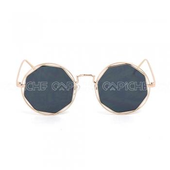 Óculos de sol Hippie noir