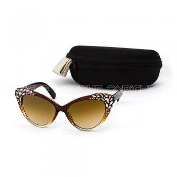 Óculos de sol Adison Castanho