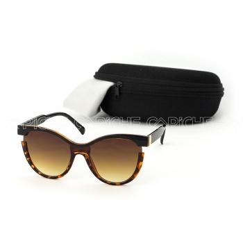 Óculos de sol Cleo Castanho