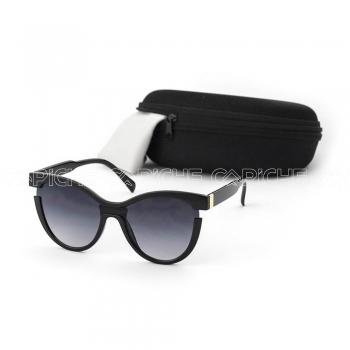 Óculos de sol Cleo Preto