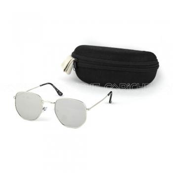 Óculos de sol Exagon Prata