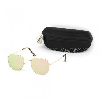 Óculos de sol Exagon Rosa