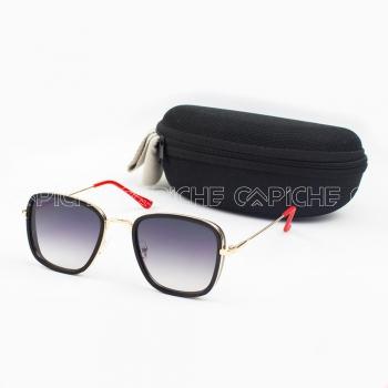 Óculos de sol Lowsen Black