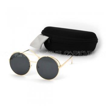 Óculos de sol Rosie Preto