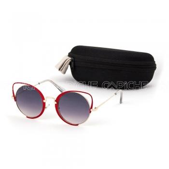 Óculos de sol Sessy Vermelho