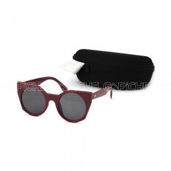 Óculos de sol Zora Vermelho