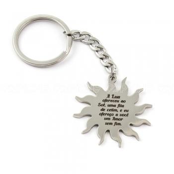 Porta chaves SOL