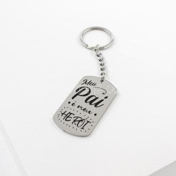 Porta chaves Heroi