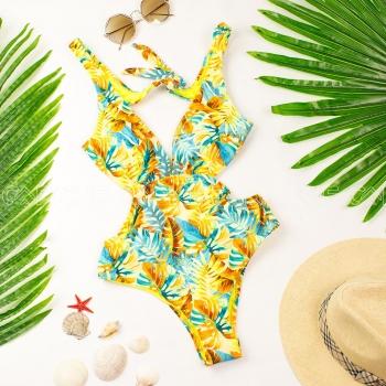 Bikini Maho Amarelo