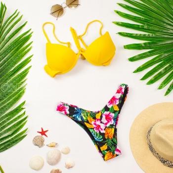 Bikini Tulum Amarelo