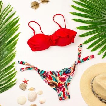 Bikini Maya Vermelho