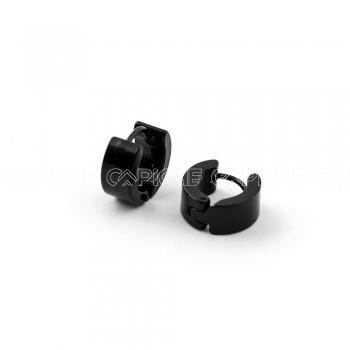 Argolas Mini Black