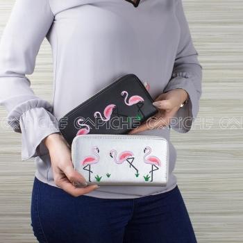 Carteira Flamingo