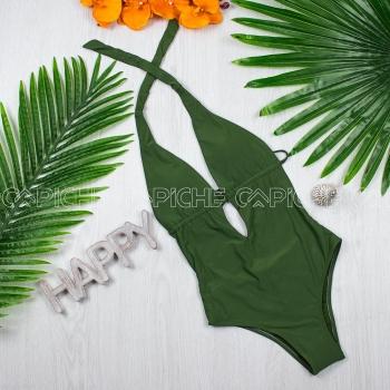 Fato de Banho Mel Verde