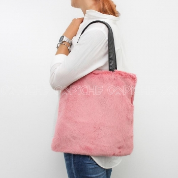 Mala Fursqua pink