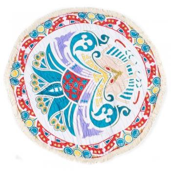 Mandala Azteca Fino
