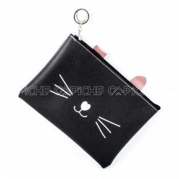Necessaire Cat Black