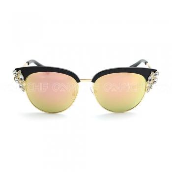 Óculos de sol Milu Verde