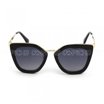 Óculos de sol Tulipa Preto