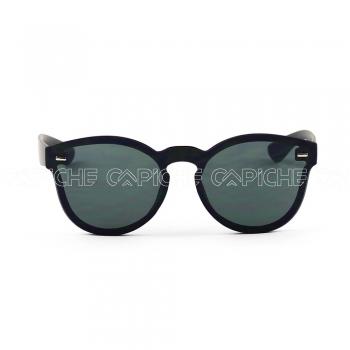 Óculos de sol Leo Preto