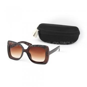 Óculos de sol Echo Castanho