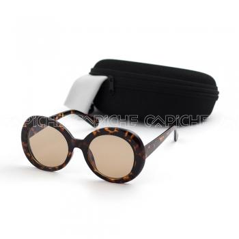 Óculos de sol GGRound Brown