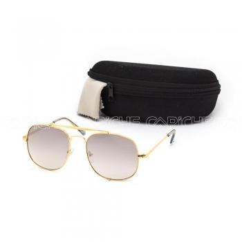 Óculos de sol Grover Castanho