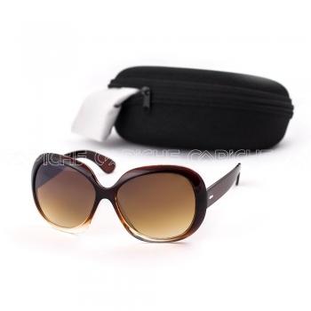 Óculos de sol Hide Brown
