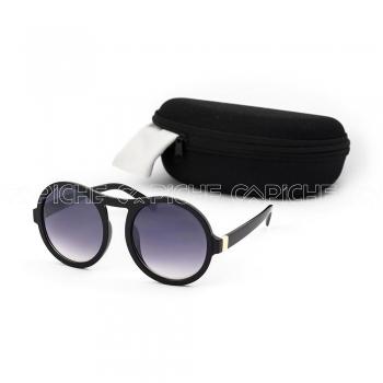 Óculos de sol Hilary Preto