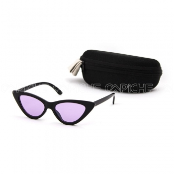 Óculos de sol Mergue Roxo