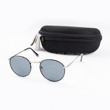 Óculos de sol Circle T Black