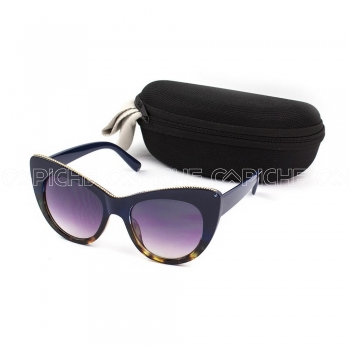 Óculos Lotus Azul turtle