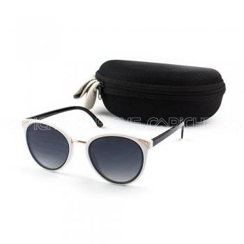 Óculos de sol Zaara branco