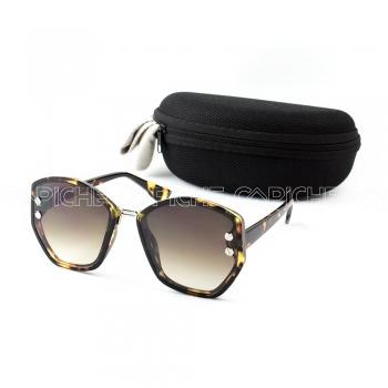 Óculos de sol Emo castanho