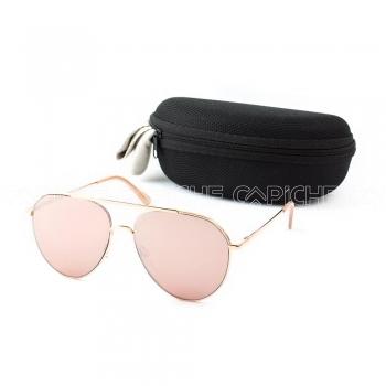 Óculos de sol Aviator Fanta Pink