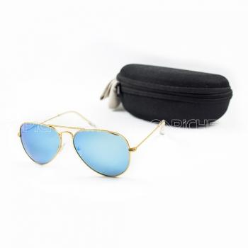 Óculos de sol Polarizado Aviator Azul