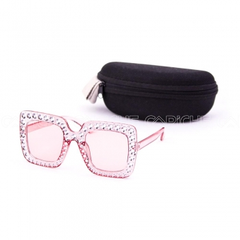 Óculos de sol Sheri Rosa