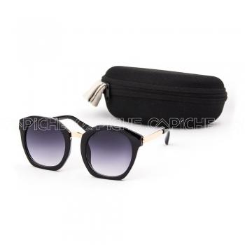 Óculos de sol Tanzi Preto