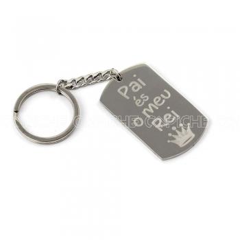 Porta chaves Meu Rei