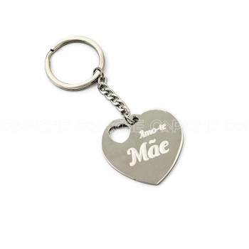 Porta chaves Amo-te