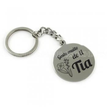 Porta chaves Gosto muito de ti