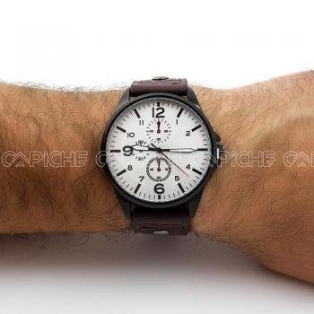 Relógio Ninja branco