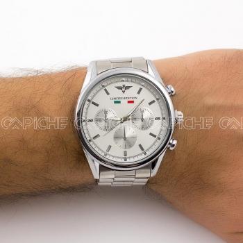 Relógio Spider Branco
