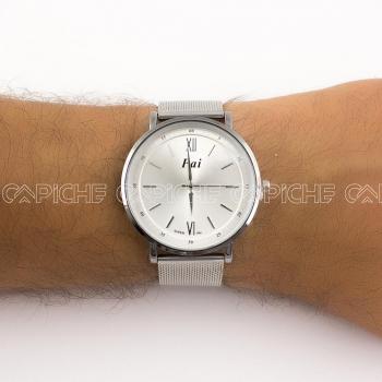 Relógio em aço Pai