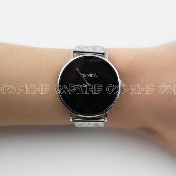 Relógio Chike Prata