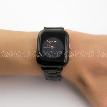 Relógio Aço Night Preto