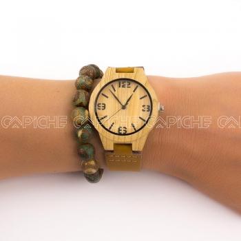 Relógio Xilema