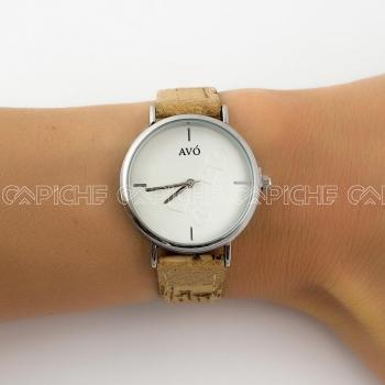 Relógio Avó Corações